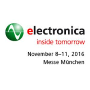 Electronica 2016: 08.-11.11.2016